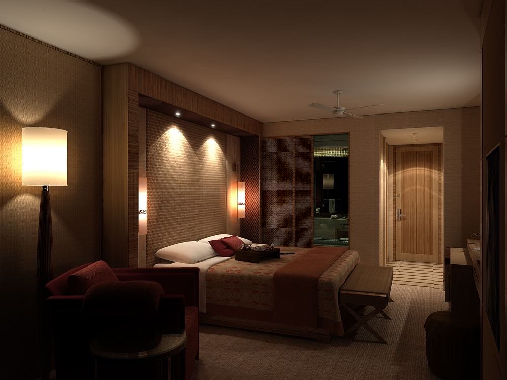 Interior Bedroom Lighting - bedroom lighting ideas