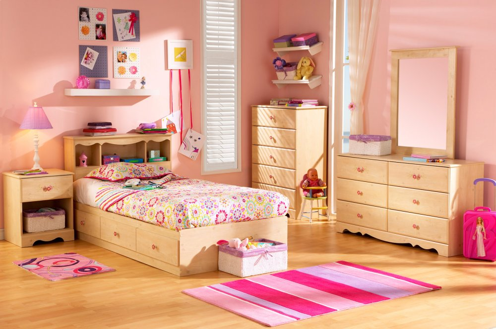 25 Vivacious Kids Rooms With Brick Walls Full Of Personality: Children Room Ideas