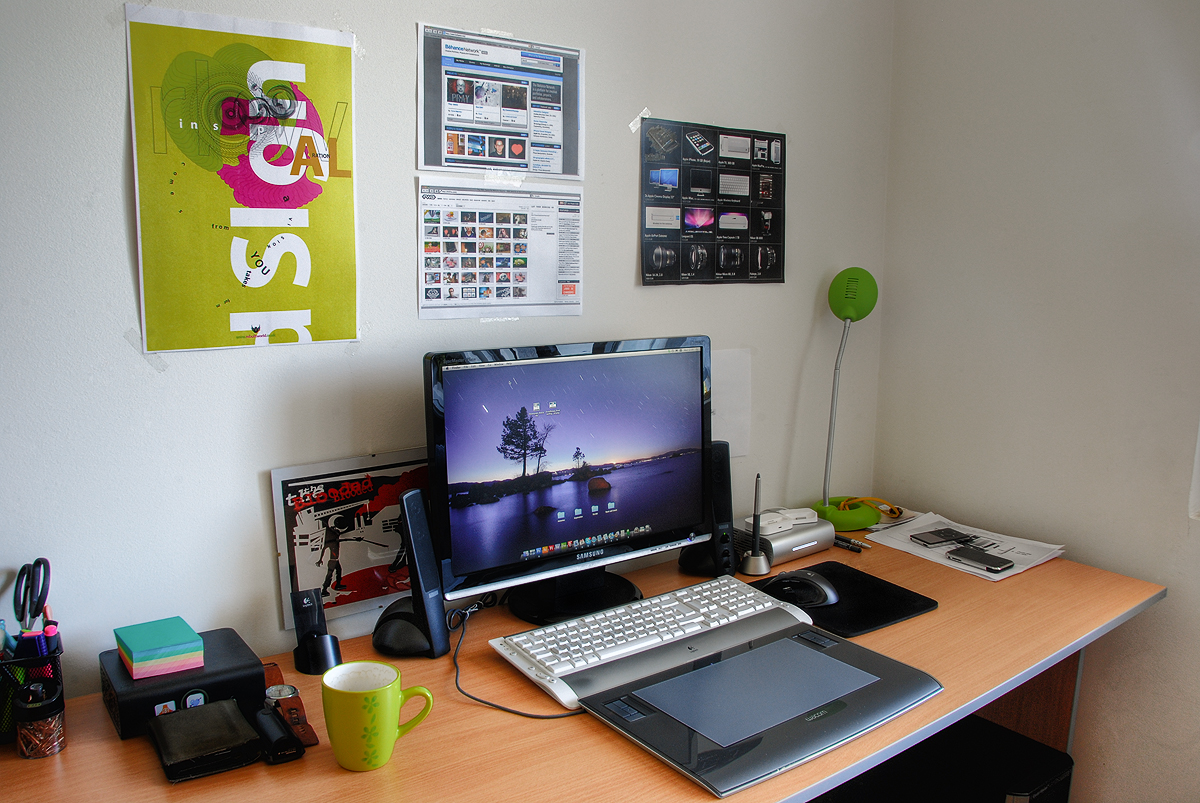 Desk Setup Ideas Computer Setups