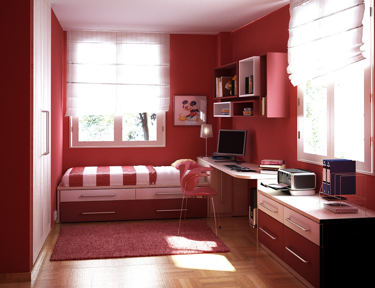How To Decorate A Small Bedroom For A Teenager Kids Room Designs And Children 39s Study Rooms