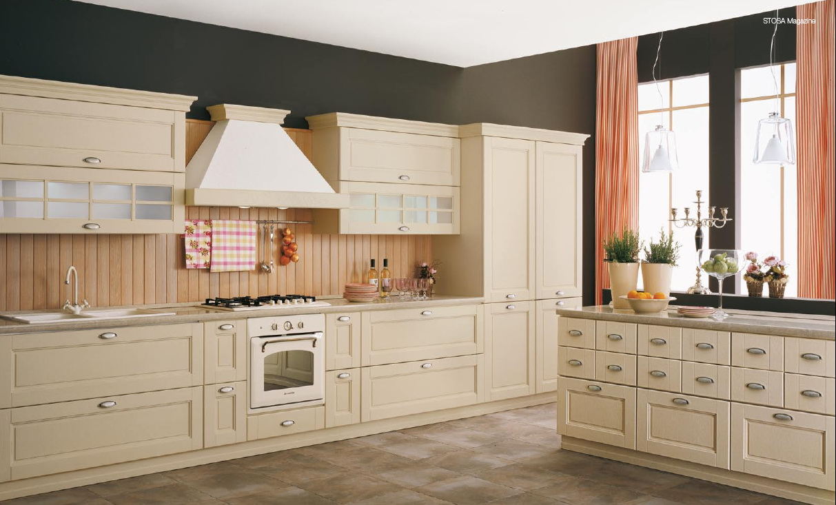Classical Kitchens Classical Style Kitchens From Stosa