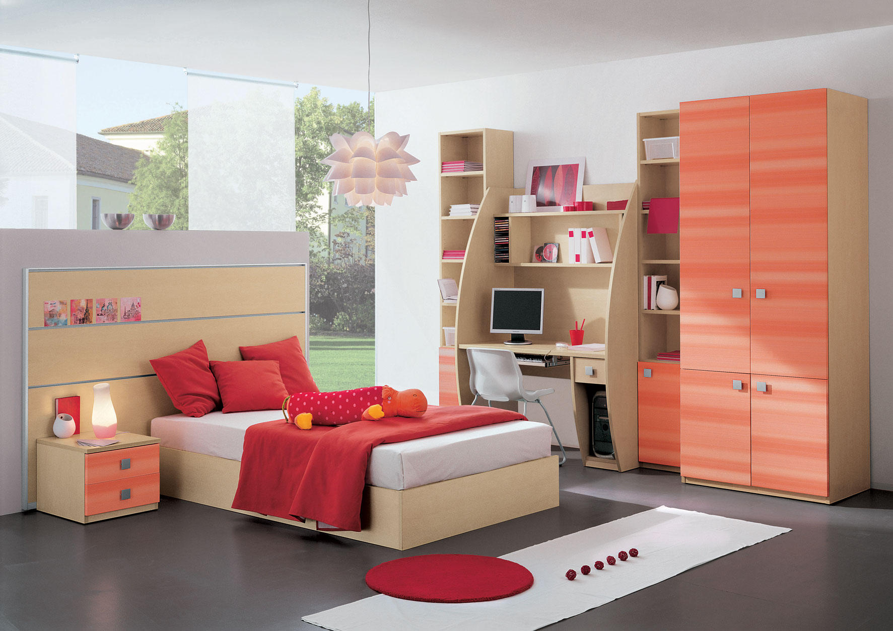 Ideas For Childrens Rooms Kid 39s Rooms From Russian Maker Akossta