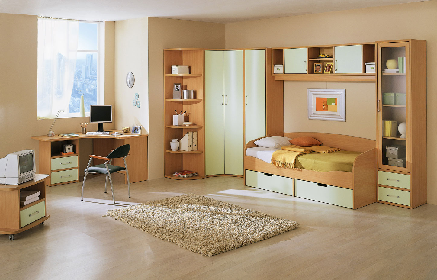 Pictures Of Kids Bedrooms Kid 39s Rooms From Russian Maker Akossta