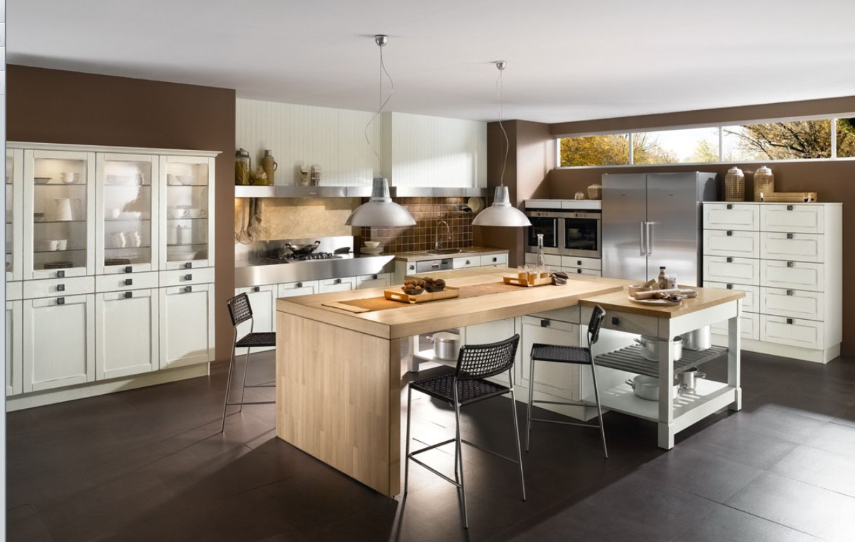 Images Of Modern Kitchens 23 Very Beautiful French Kitchens