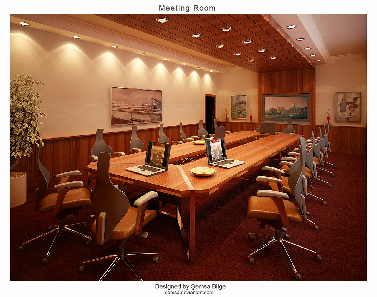 Conference Room Decorating Office Meeting Room Designs