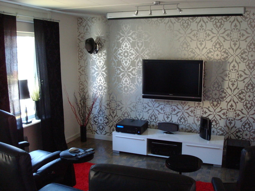 Living Room TV Setups - living room tv