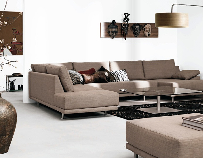 Contemporary Living Room Furniture - contemporary living room furniture
