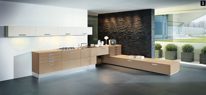 Designs Of Kitchens In Interior Designing Modular Kitchens From Comprex