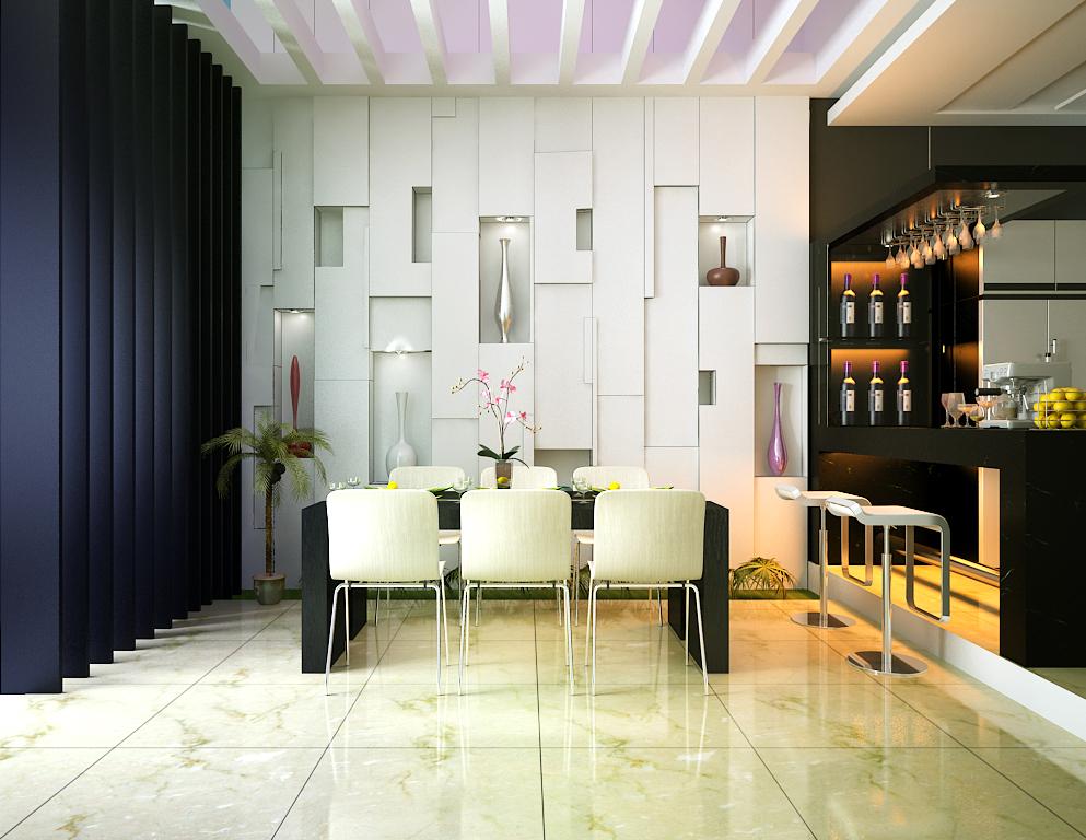 Home Bar Design Ideas - bar ideas for living room