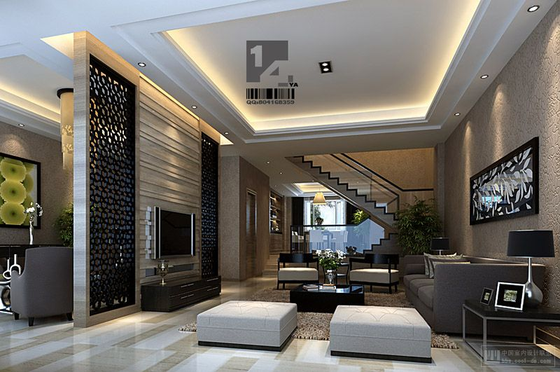 Modern Chinese Interior Design - interior design for living room