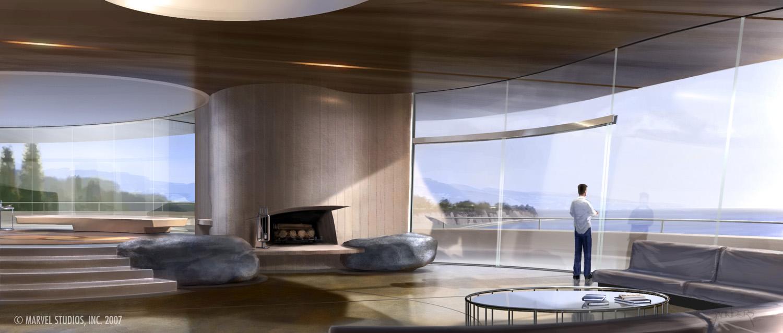 Fullsize Of Iron Man House