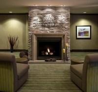 Modern Fireplace Design Ideas - Interior Home Design