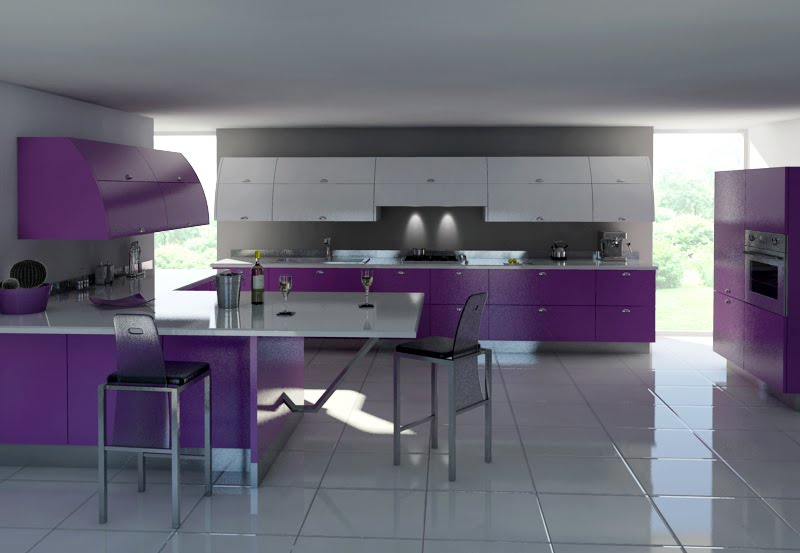 purple kitchens small space cute grey island small eat kitchen designs
