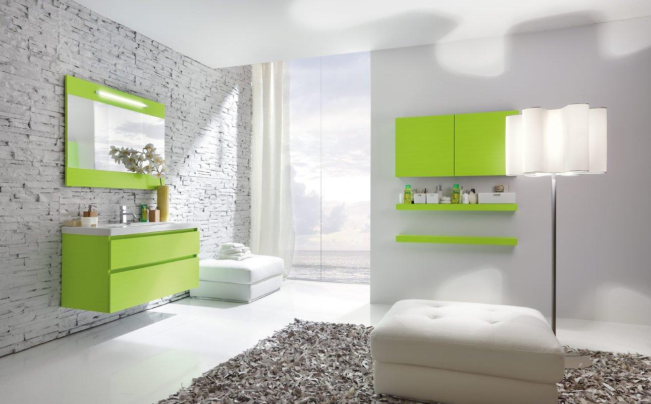 flourescent green bathroom green bathrooms decorating