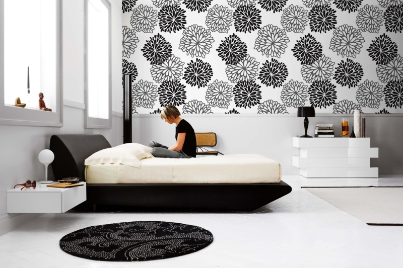 Photo Wallpapers for Every Room - wall designs for bedroom
