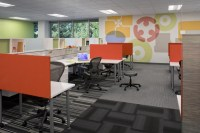 EBAY colorful office cubicles | Interior Design Ideas.