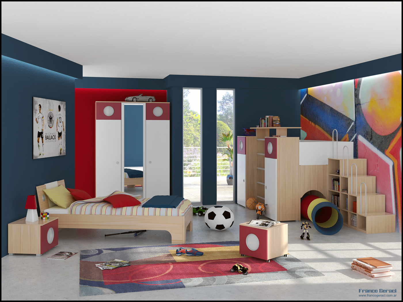 The Kidsroom Kids Room Inspiration