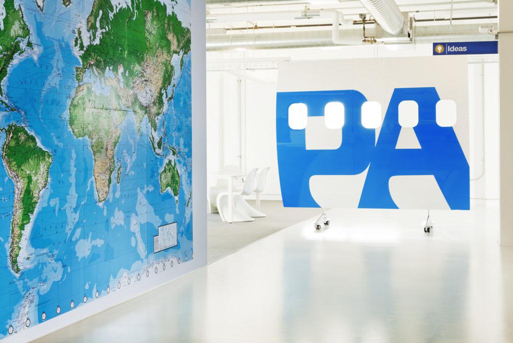 office world map Interior Design Ideas