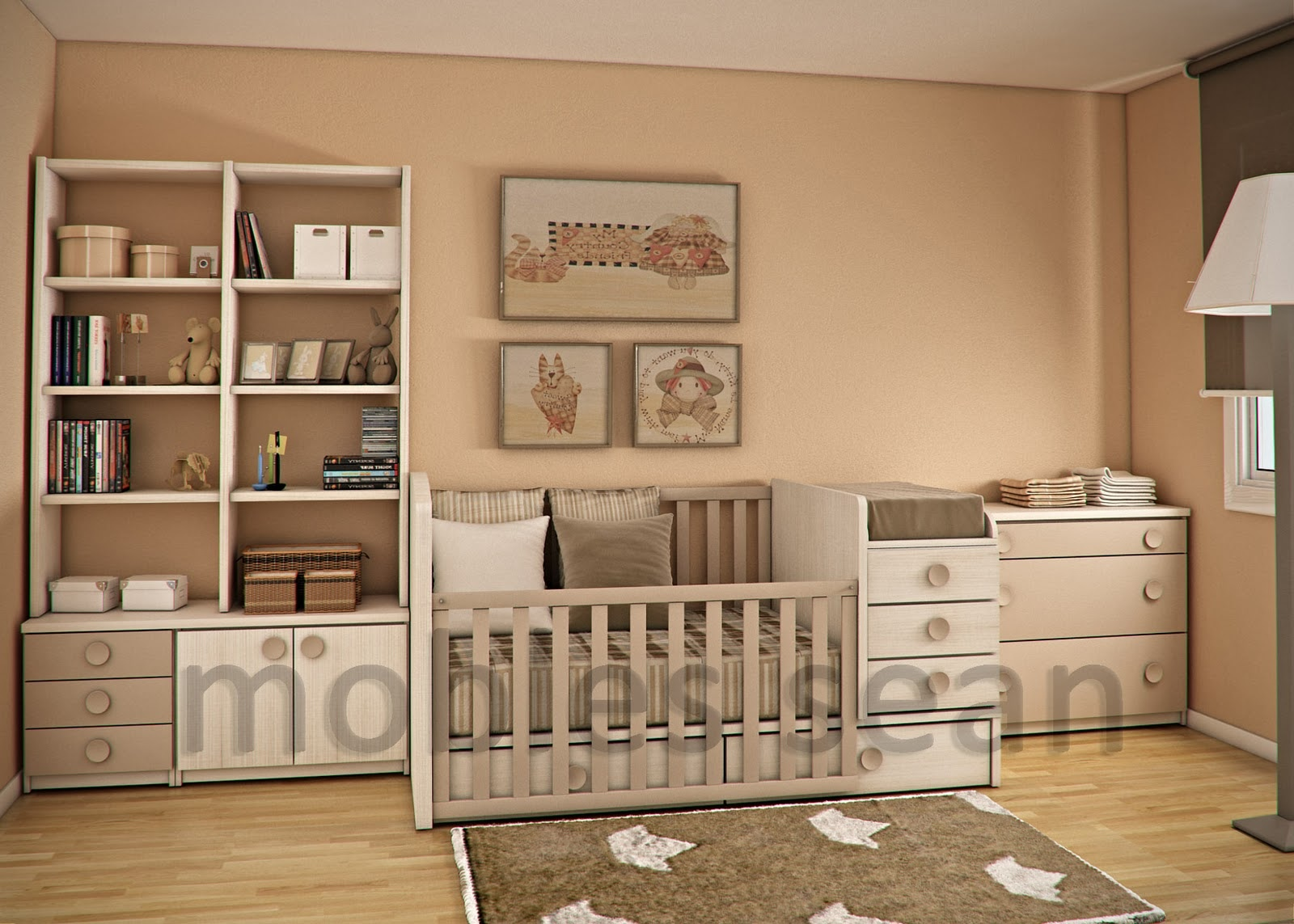 Ideas For Small Kids Rooms Space Saving Designs For Small Kids Rooms