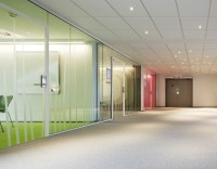 Glass wall meeting rooms | Interior Design Ideas.