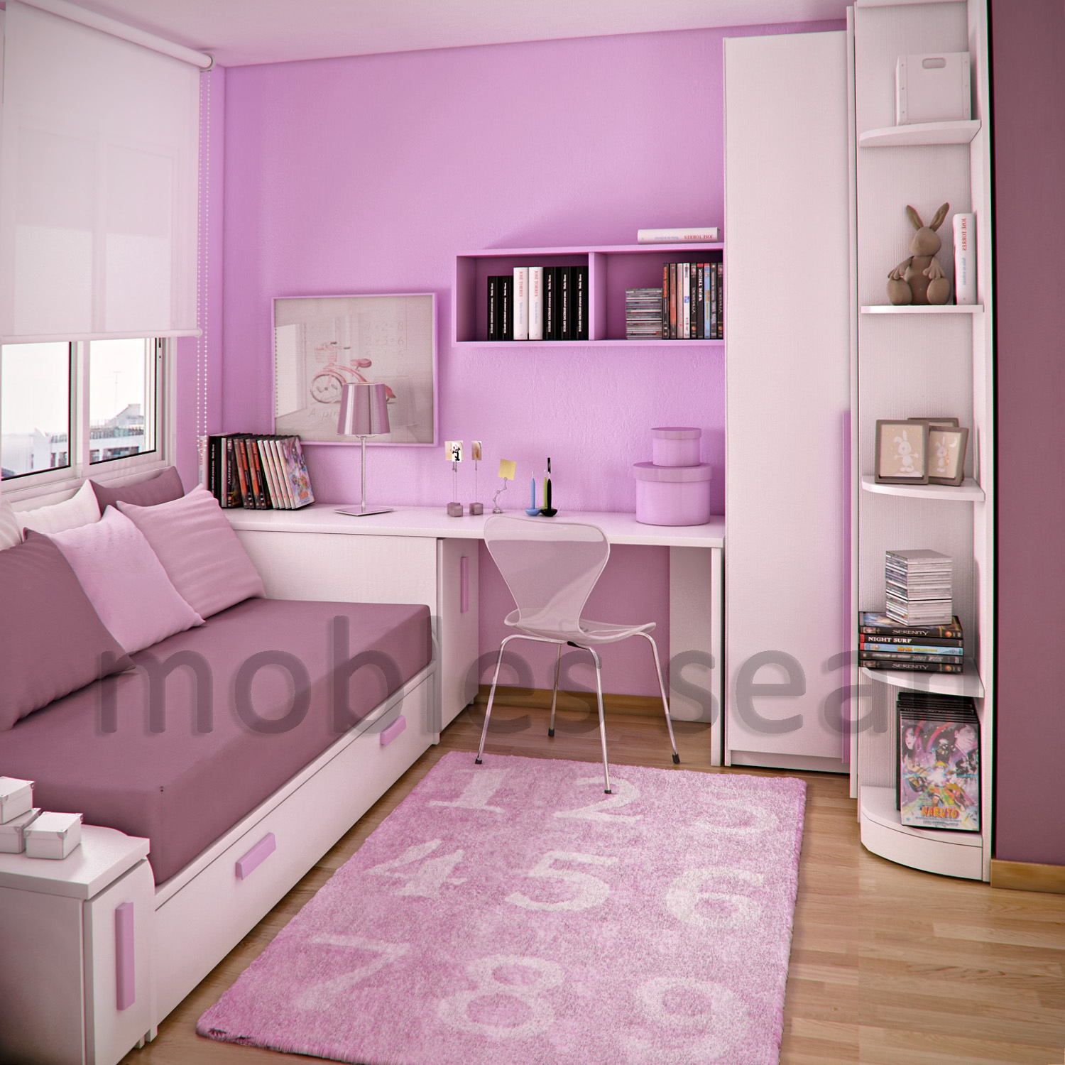 Kids Room Ideas For Girls Space Saving Designs For Small Kids Rooms