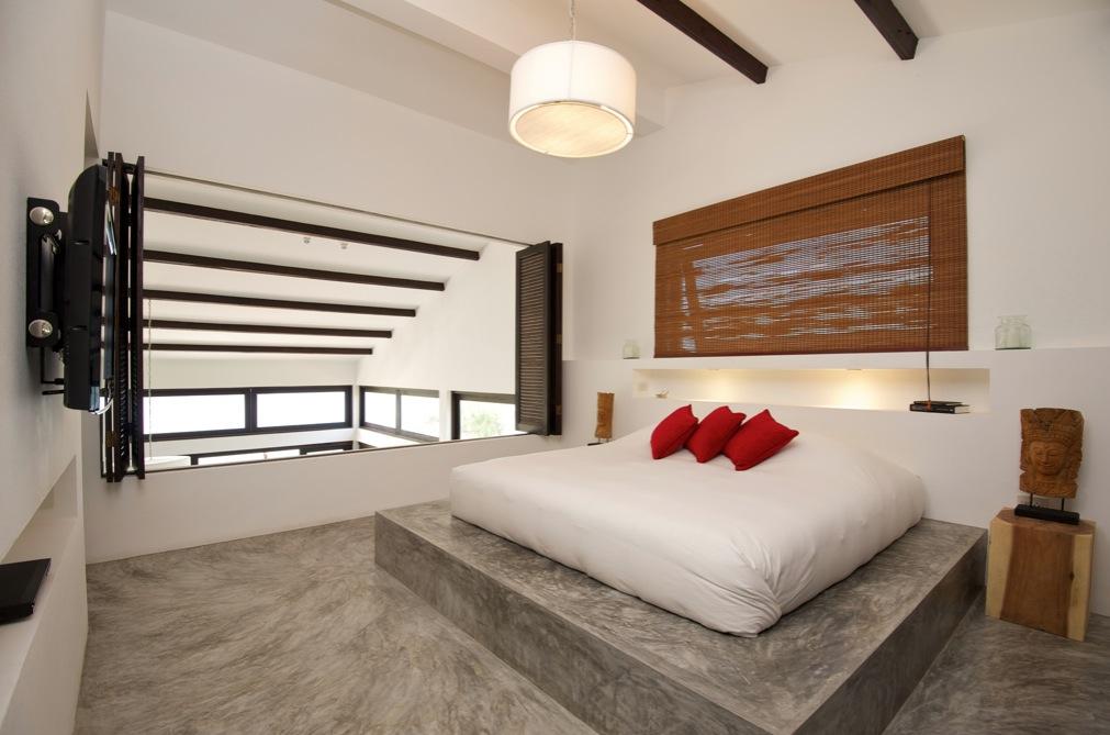 tropical beach villa floor bed frame montessori ygzqrtbv bed bath