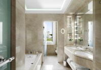 Neutral bathroom design | Interior Design Ideas.