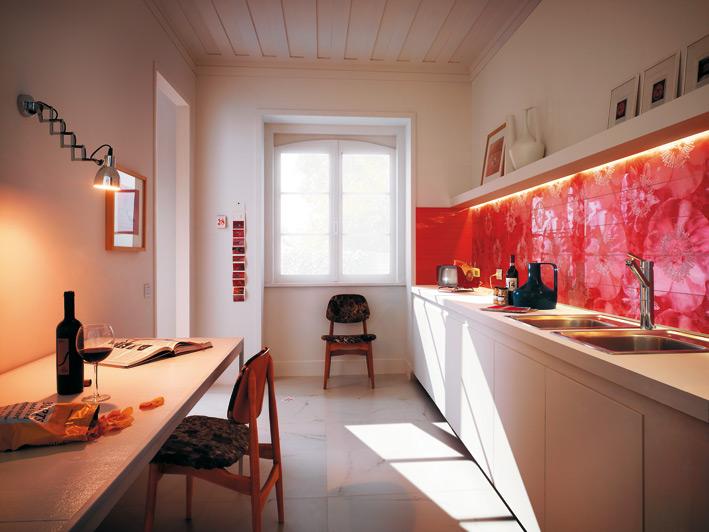 unusual floral red ceramic tile kitchen backsplash interior design subway mosaic red glass kitchen backsplash tile traditional kitchen
