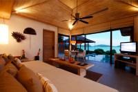 Tropical bedroom suite | Interior Design Ideas.