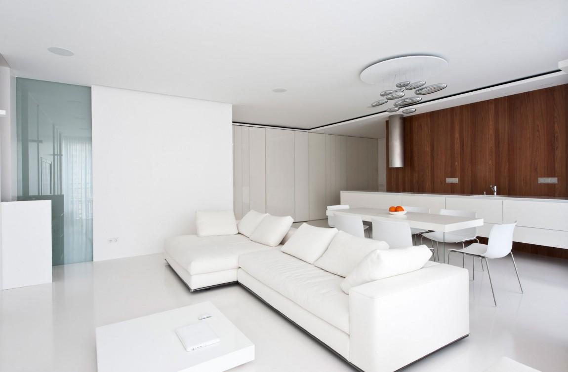 white walnut living room interior design ideas house white interiors