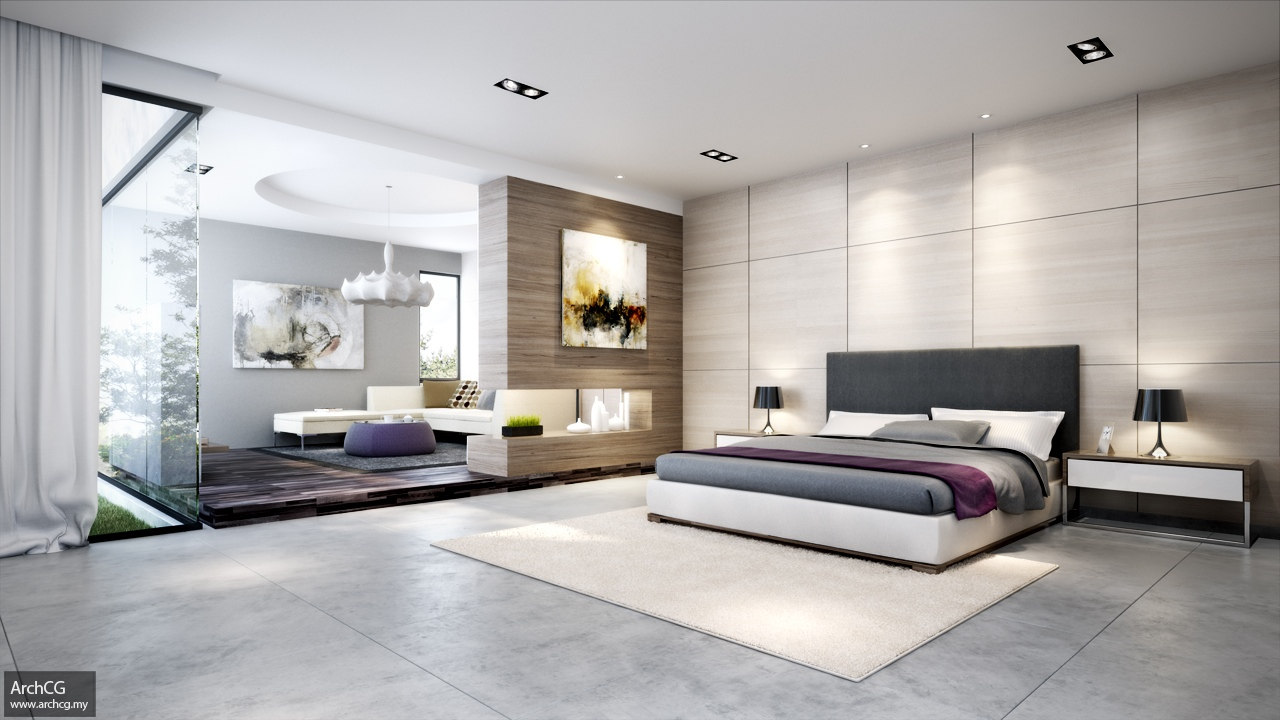 Modern Bedroom Layout Modern Bedroom Ideas