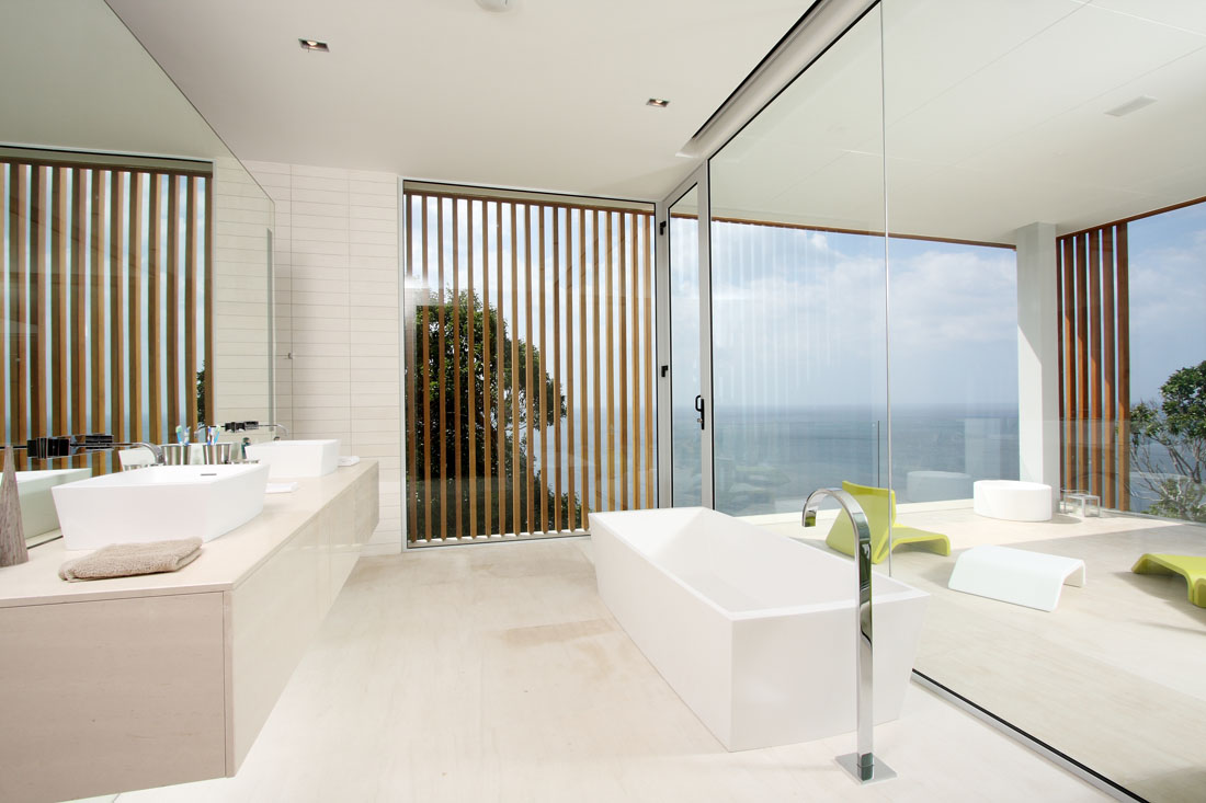 Modern Badezimmer Design Modern White Bathroom Interior Design Ideas