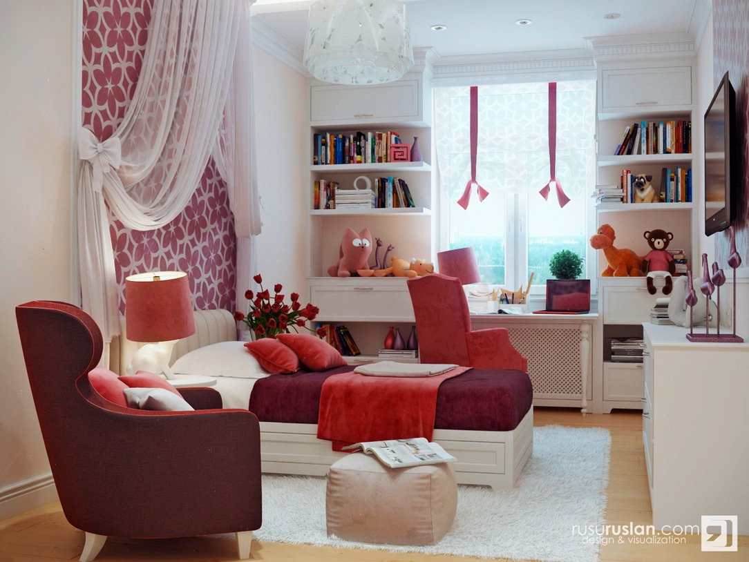Red Room Decor Ideas Red White Bedroom Decor Interior Design Ideas