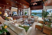 Tropical decor   Interior Design Ideas.