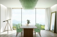 Mint green dining room chairs | Interior Design Ideas.