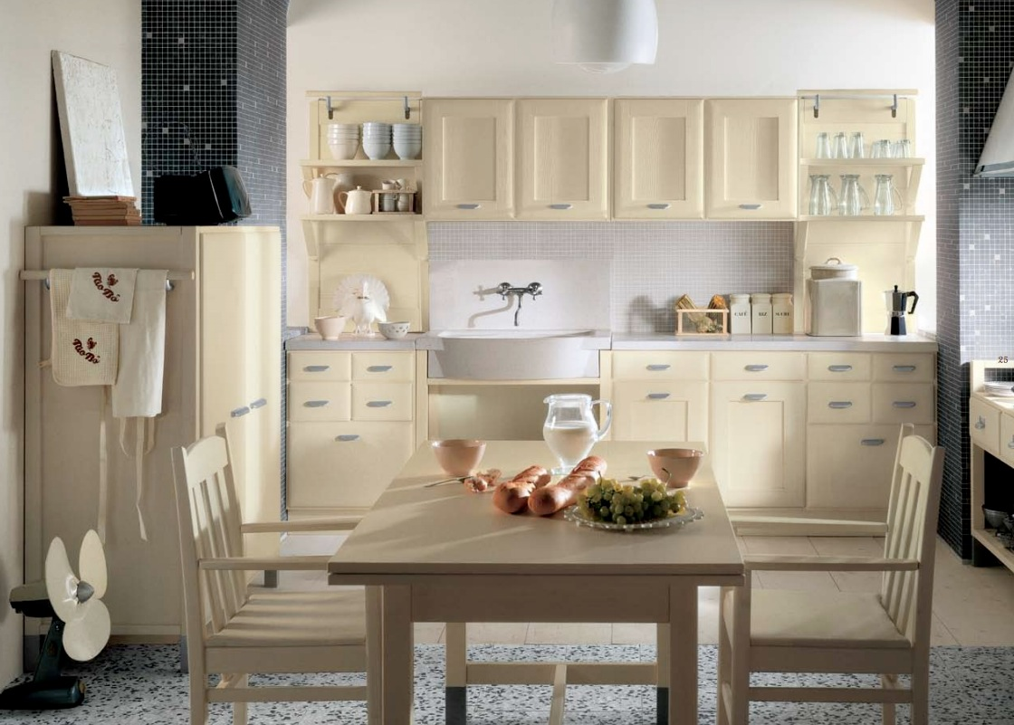 Italian Country Kitchen Minacciolo Country Kitchens With Italian Style