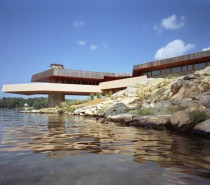 frank lloyd wright house island