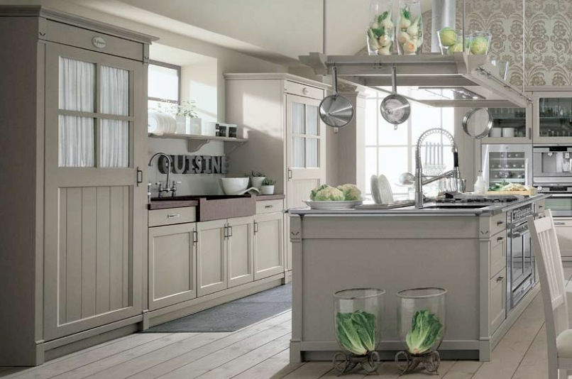 Minacciolo Country Kitchens with Italian Style - french kitchen design