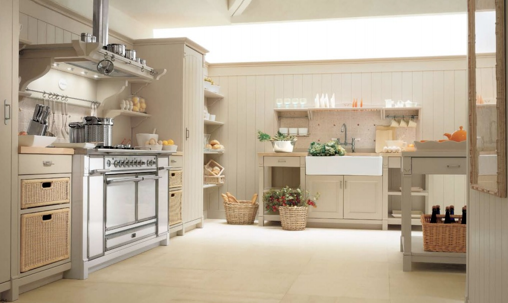 Cucina A Gas Stile Country Minacciolo Country Kitchens With Italian Style