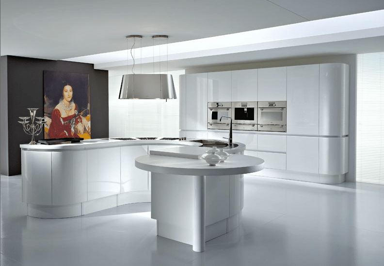 Images Of Modern Kitchens With Islands 20 Kitchen Island Designs
