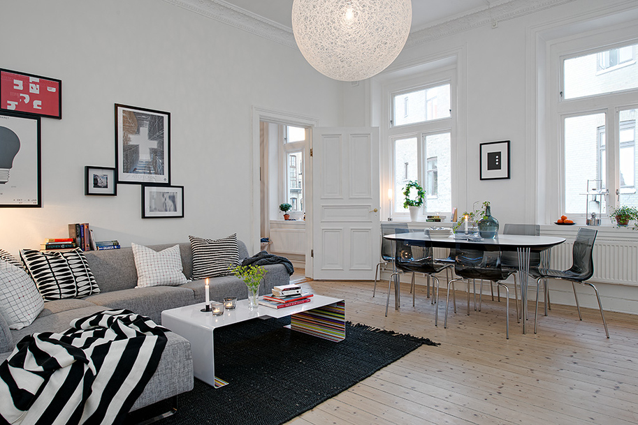 swedish apartment boasts exciting mix apartment decorating archives fitness frozen grapes