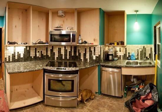 50 Kitchen Backsplash Ideas - kitchen back splash ideas