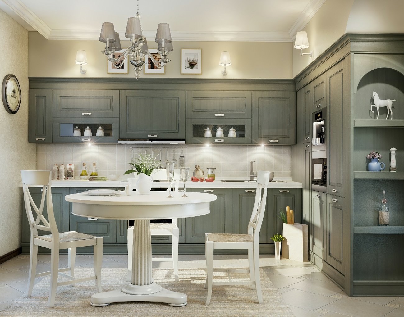 11 luxurious traditional kitchen ideas traditional kitchen ideas 11 Luxurious Traditional Kitchen Ideas