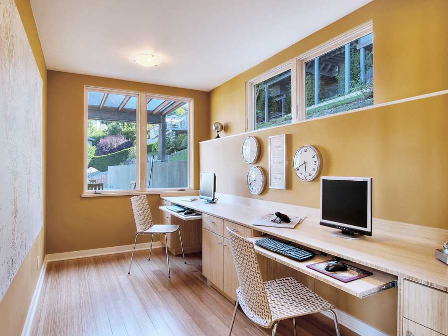Awesome 60+ Basement Office Design Ideas Inspiration Design Of - home office design ideas