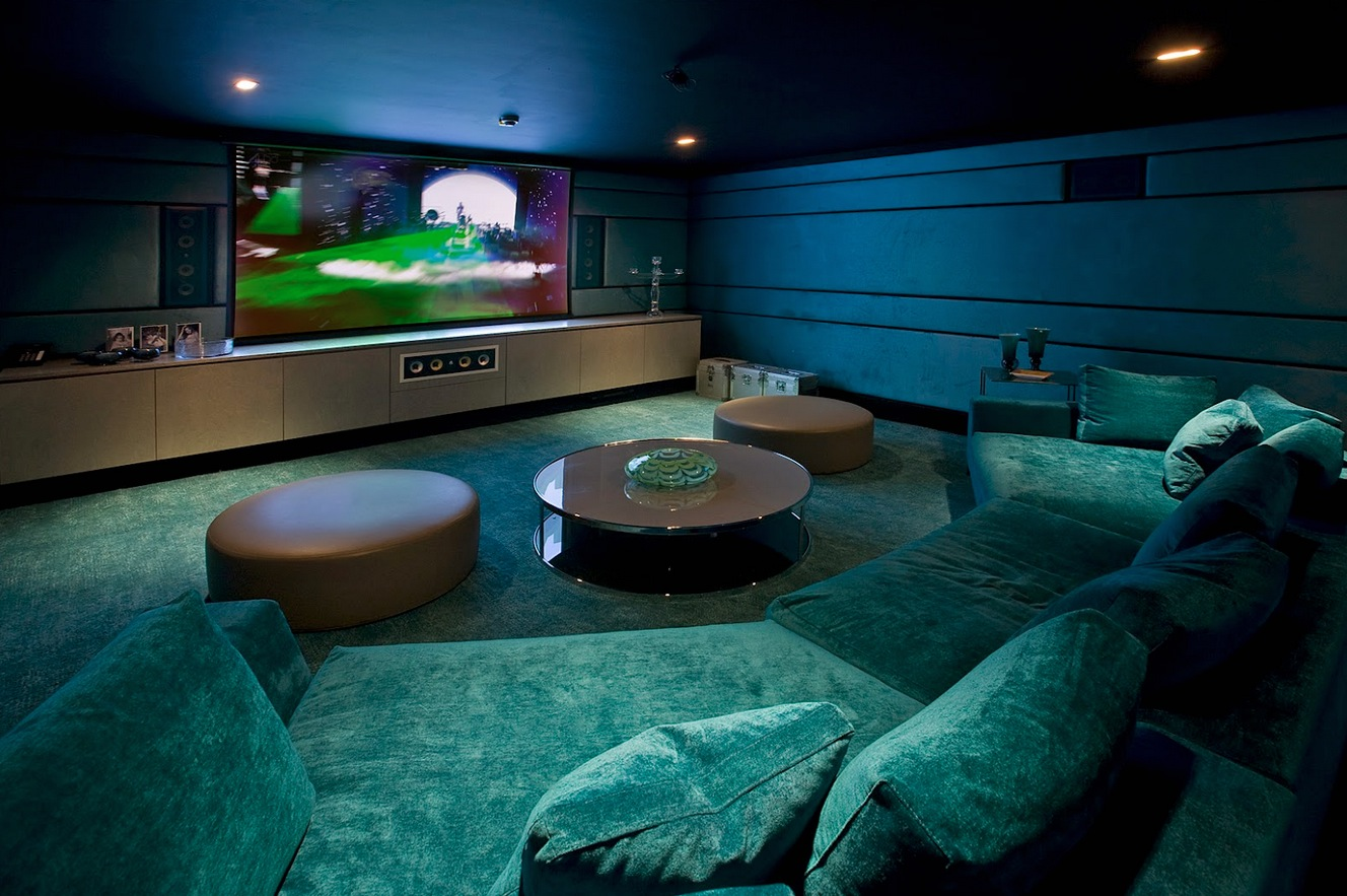 Basement Media Room 30 Basement Remodeling Ideas And Inspiration