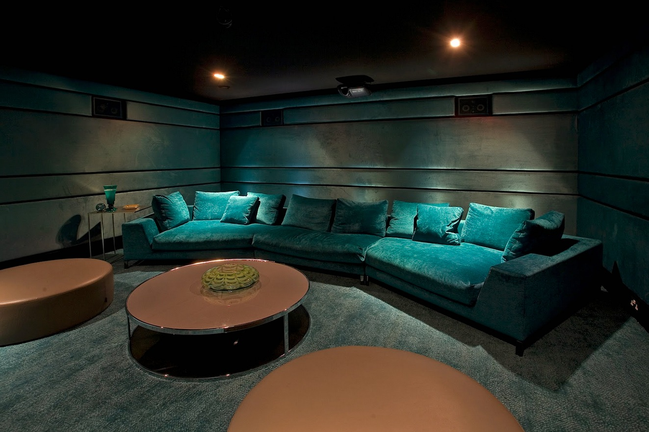 Media Rooms In Basement Media Room Basement Remodel 3 Interior Design Ideas
