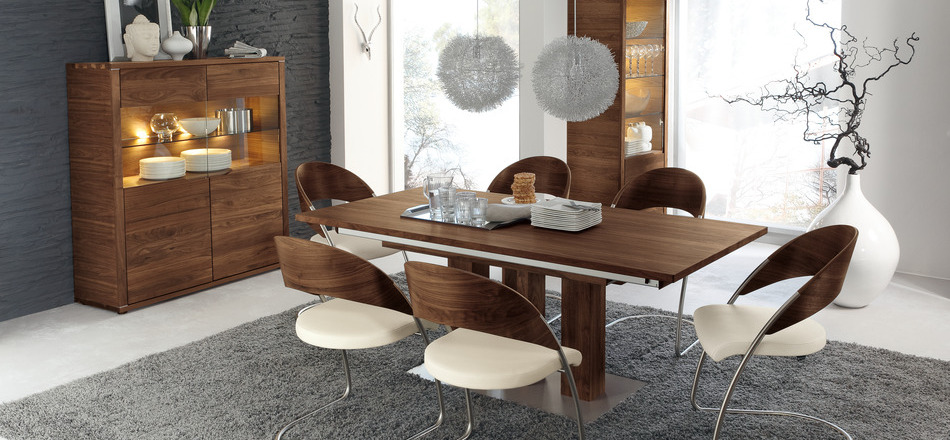 Table Salle A Manger Grise 30 Modern Dining Rooms