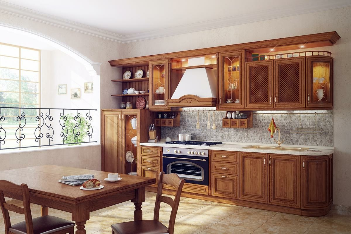 Kitchen Design Ideas Traditional Traditional Small Kitchen Interior Design Ideas