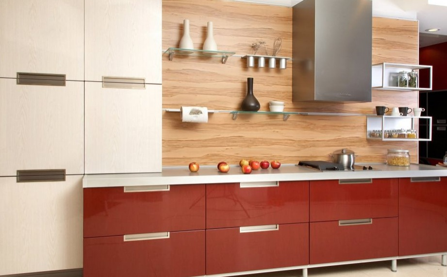 inexpensive attractive create modern kitchen backsplash wood backsplash