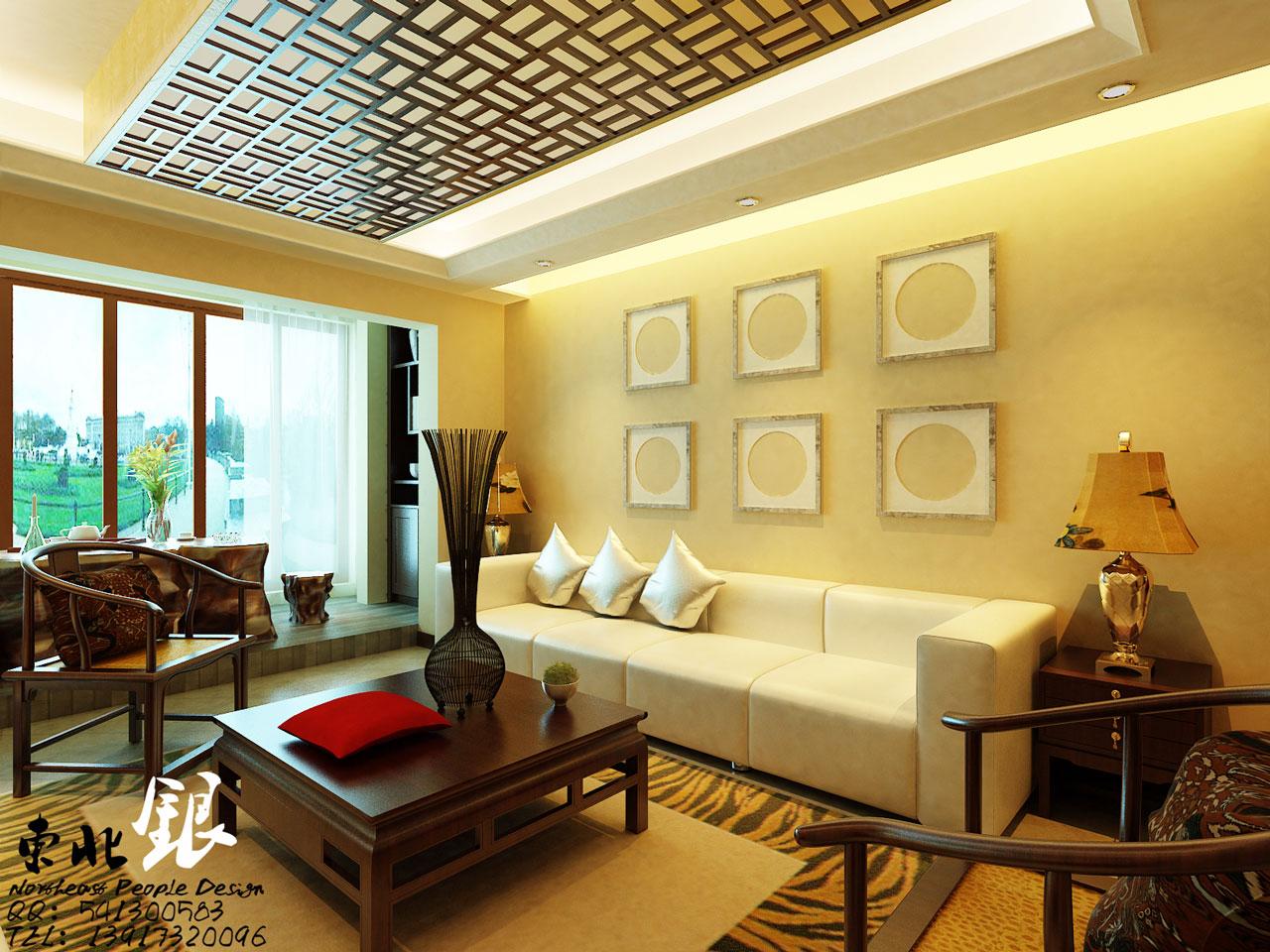 Oriental Wall Art - Elitflat